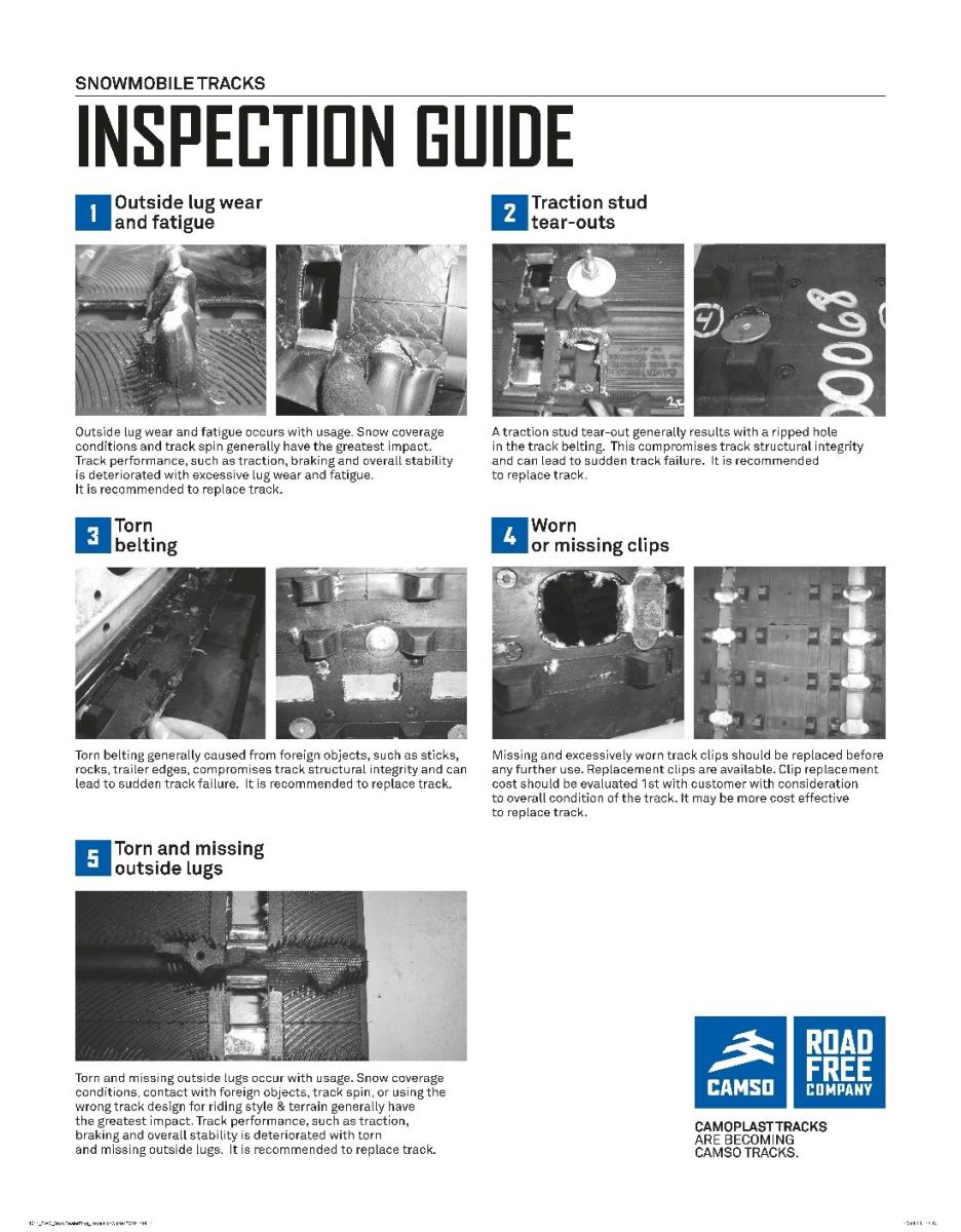 Inspection Guide: How to Inspect Your Track